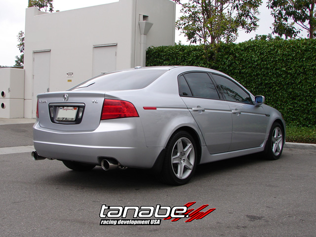 Arriving Soon Acura TL L Exhaust System More Japan Blog - 2004 acura tl upgrades