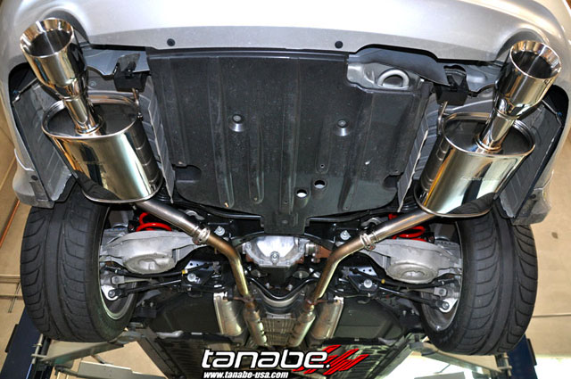 Tanabe USA Inc  - Medalion Touring Exhaust