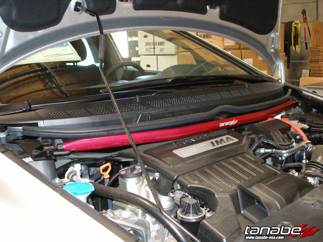 Front Tanabe TTB121F Sustec Strut Tower Bar for Scion xD