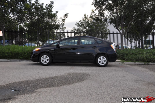 2010 Prius Side Stock Height