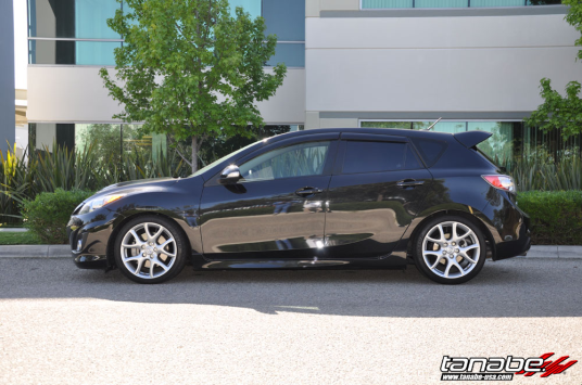 Post Pics Of Your Lowered 2nd Gen Mazda3 Page 3