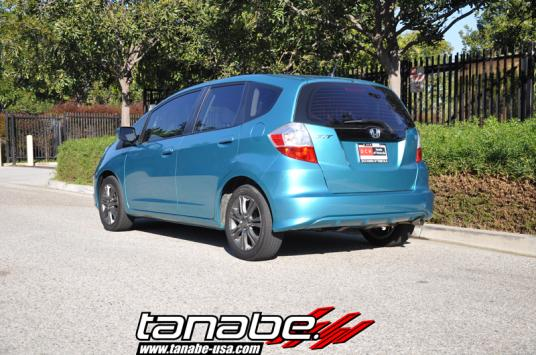 Honda Fit On Z40 Coilovers Highest Setting