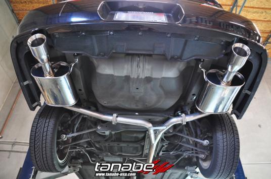Tanabe USA RD Blog Acura TL CL - Acura tl exhaust