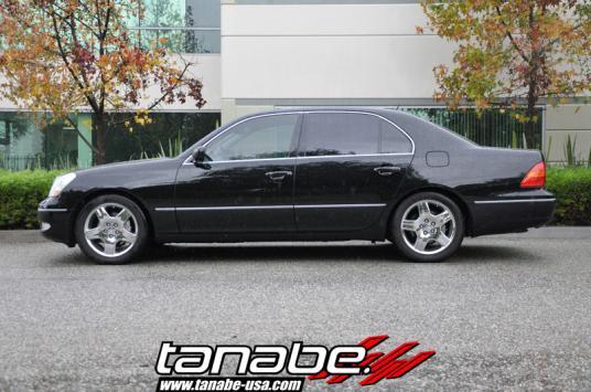 Tanabe Usa R Amp D Blog Lexus Ls430