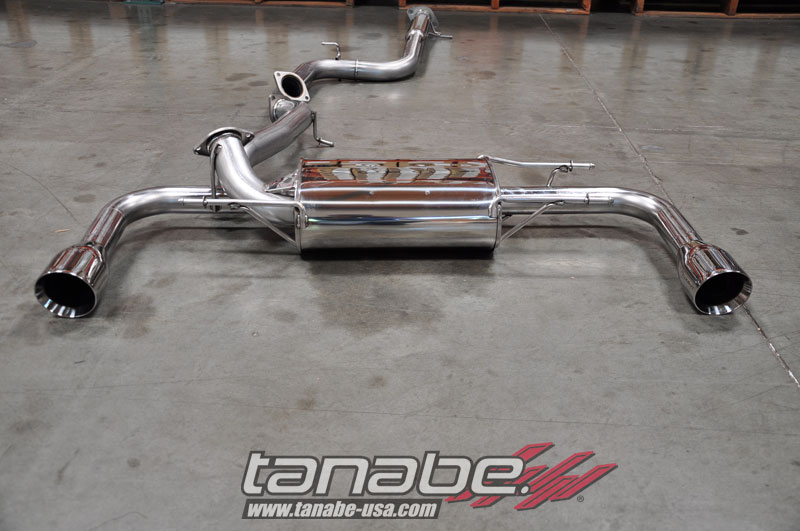 Tanabe Medallion Touring Axleback Mazda