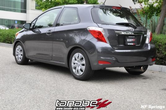 Tanabe Medalion Touring Exhaust Yaris