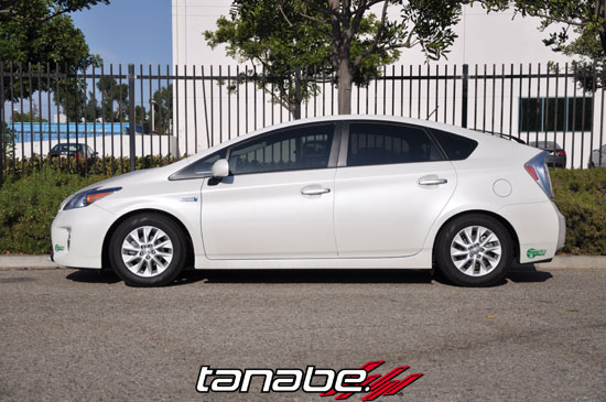 Tanabe Sustec Pro S 0c Coi On 2017 Toyota Prius Plug In Recommended