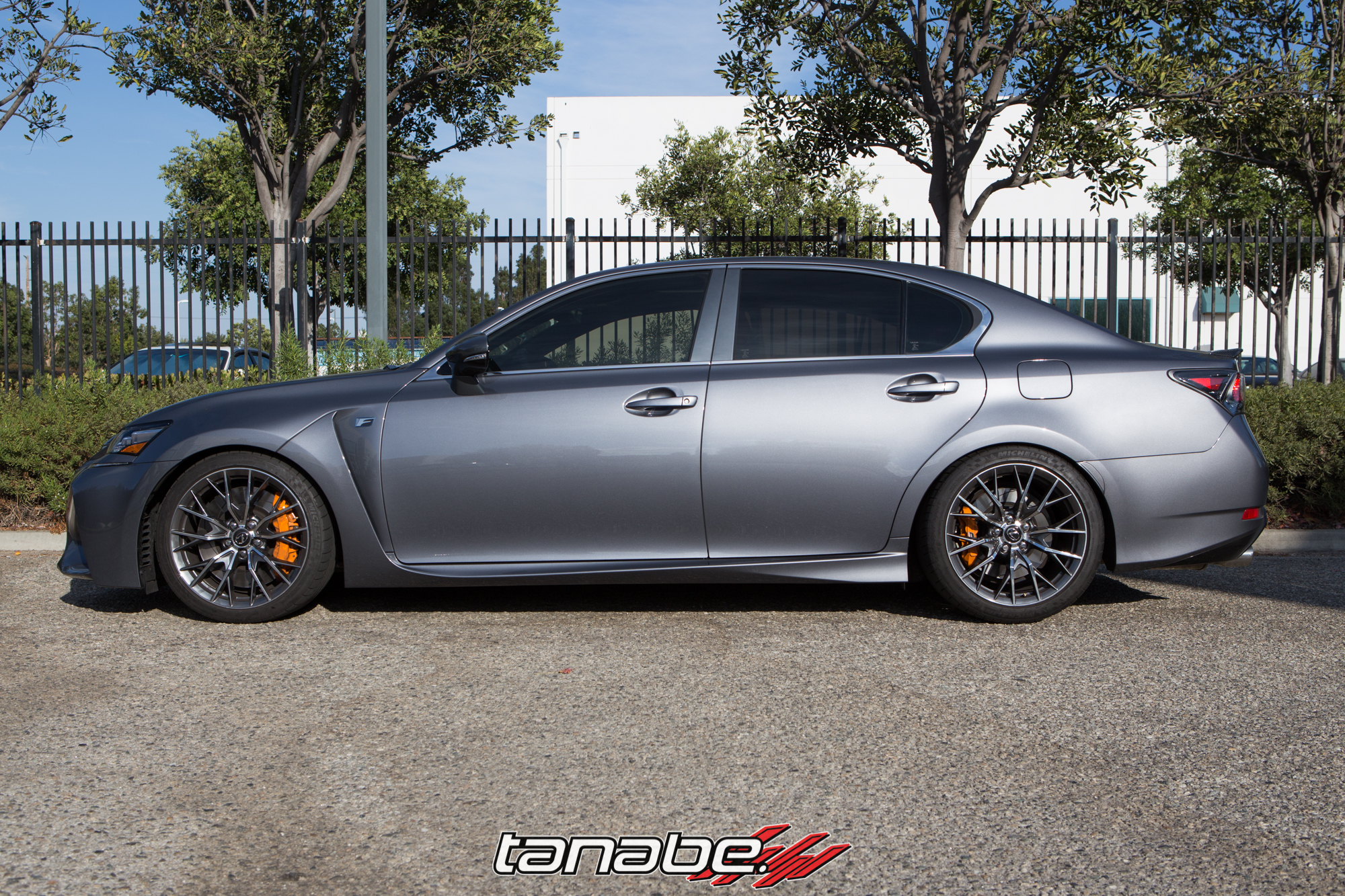New Tanabe NF210 Springs for Lexus GS F More Japan Blog