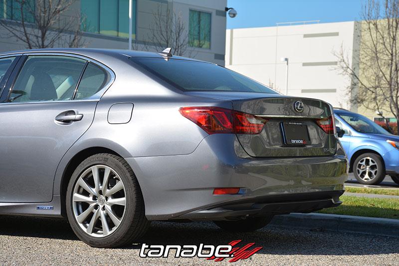Tanabe USA R&D Blog | Tanabe NF210 Springs on 2013 Lexus GS450h F ...