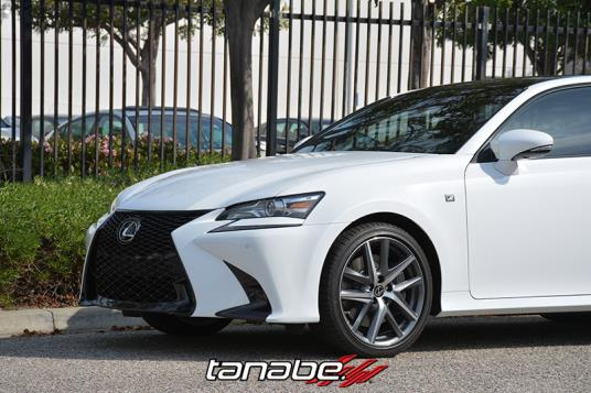 tanabe usa r d blog tanabe nf210 springs on 2016 lexus gs350 f sport rwd. Black Bedroom Furniture Sets. Home Design Ideas